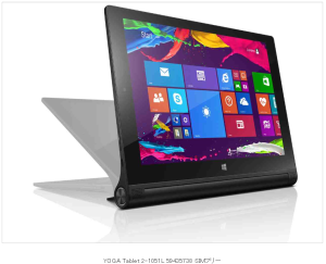 YOGA Tablet 2-1051L