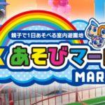 大阪ATC「あそびマーレ」行って来た感想、子連れの雨の日のおでかけにお薦め!【体験レビュー】