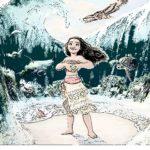 映画「モアナと伝説の海」子供とお薦め!3月10日公開、あらすじ・キャスト・ジブリがモデルで