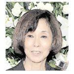野際陽子さん逝去、肺せんがんで闘病中に撮影された遺作「やすらぎの郷」の今後は?