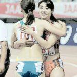【日本陸上】市川華菜が女子100m決勝優勝、美人で綺麗な歯!どんなケアしてる?
