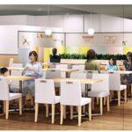 ダイエー東三国店キッズルーム完備のイートインスペースとカフェ「D'sBAR」がお薦め!